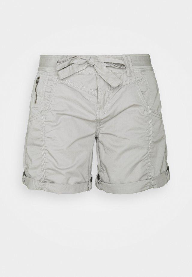 PLAY BERMUDA - Shorts - light grey