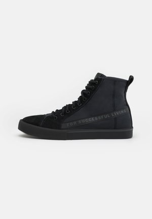 DVELOWS - High-top trainers - black