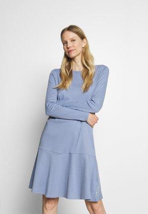 LONGSLEEVE DRESS - Jerseykleid - soft heaven