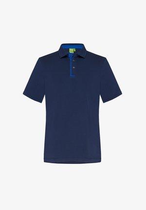 FOSSI - Polo shirt - navy