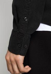 Filippa K - ZACHARY - Shirt - almost black - 6