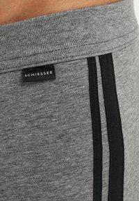 Schiesser - 2 PACK - Pants - mottled grey/black - 5