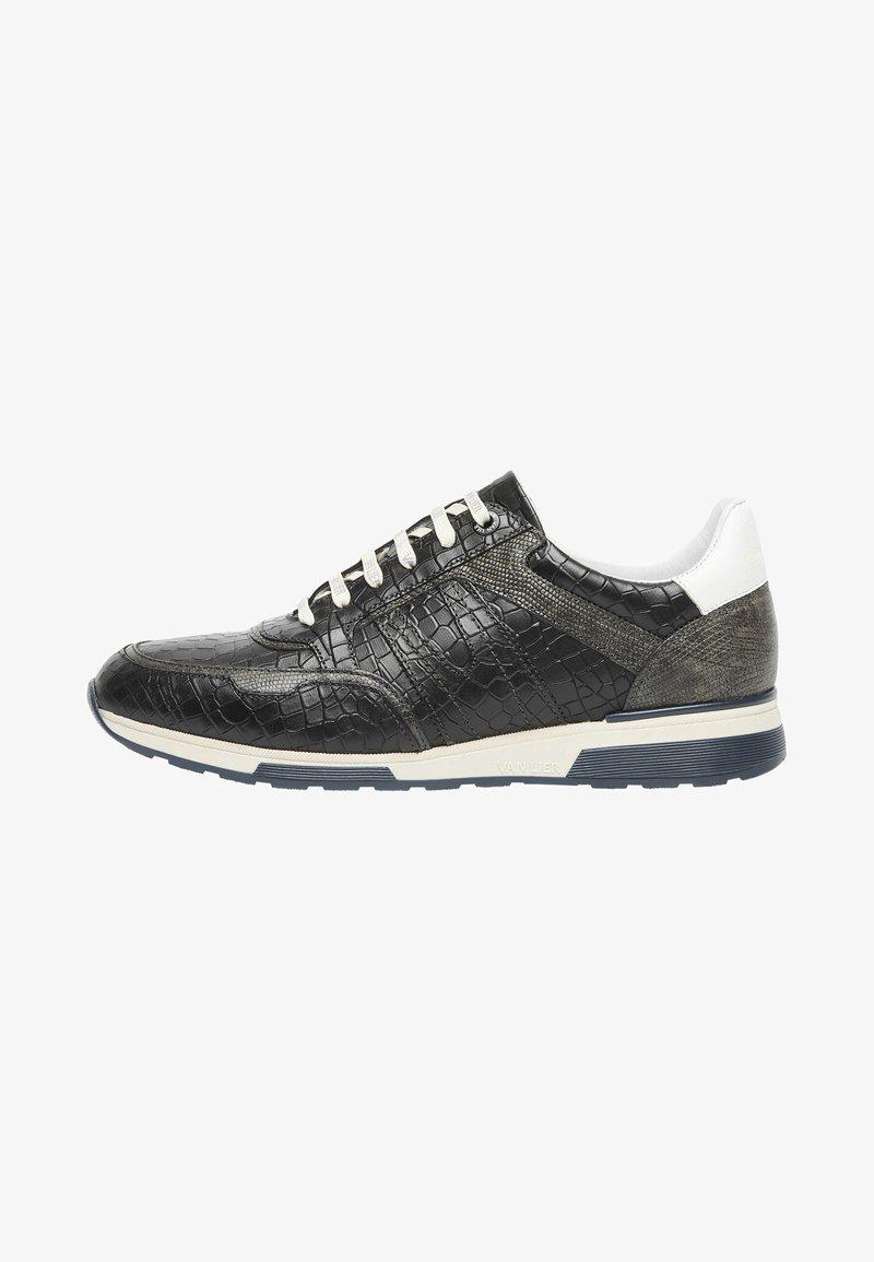 Van Lier - Sneakers laag - black