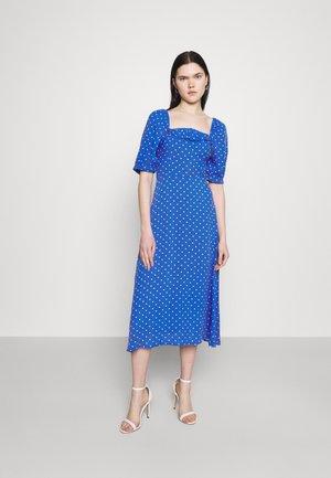 Day dress - i̇ndigo