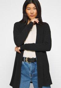 GAP - BELLA THIRD - Cardigan - true black - 4