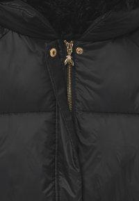 Patrizia Pepe - MONGOLIA - Winter coat - nero - 5