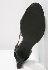 mint&berry - Lodičky na vysokém podpatku - black - 5