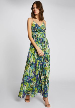 Vestido largo - green