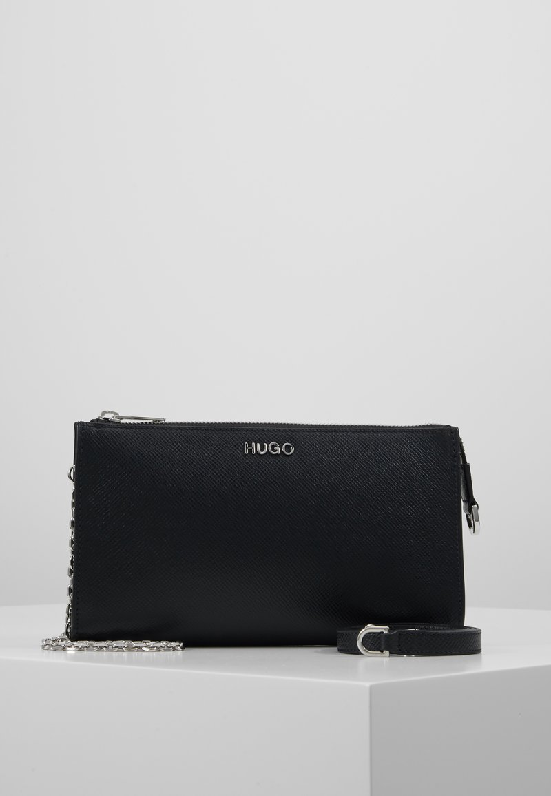 HUGO - VICTORIA MINI BAG - Umhängetasche - black