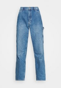 JUNO - Relaxed fit jeans - mid vintage
