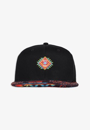 CROWN - Cap - black