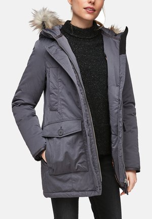 Winter coat - grey