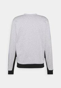 Lacoste Sport - TAPERED - Sweater - silver chine/black - 1
