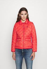 Polo Ralph Lauren - BARN JACKET - Light jacket - spring red - 0