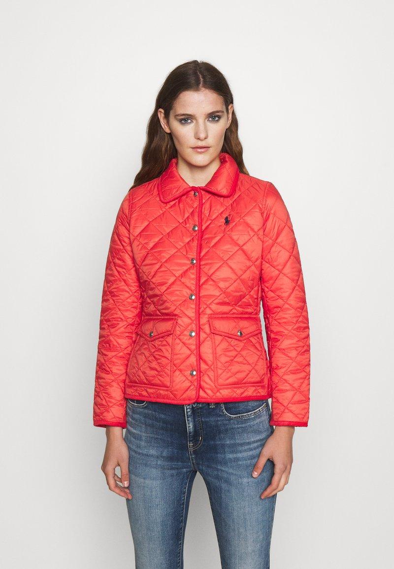 Polo Ralph Lauren - BARN JACKET - Light jacket - spring red