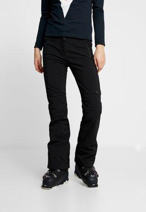 STANFORD - Spodnie narciarskie - black