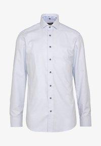 Eterna - HAI-KRAGEN SLIM FIT - Formal shirt - blue - 4