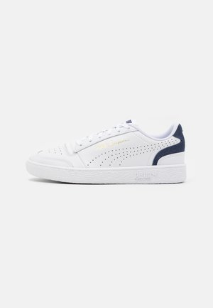 RALPH SAMPSON COLORBLOCK UNISEX - Baskets basses - white/peacoat