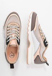PARFOIS - Zapatillas - grey/pink - 3