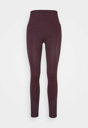 SEAMLESS LEGACY - Leggings - purple