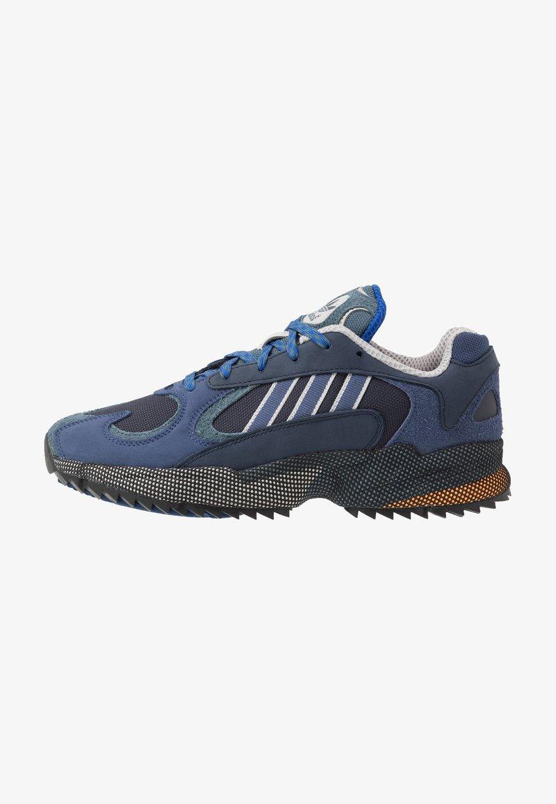 adidas Originals - YUNG-1 - Sneakers - legend ink/tech indigo/grey two