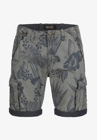 INDICODE JEANS - ALBERT - Shorts - light gray - 4
