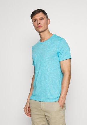 T-SHIRT KURZARM - Basic T-shirt - crystal