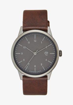 RAWIYA BETONG - Watch - grey/brown