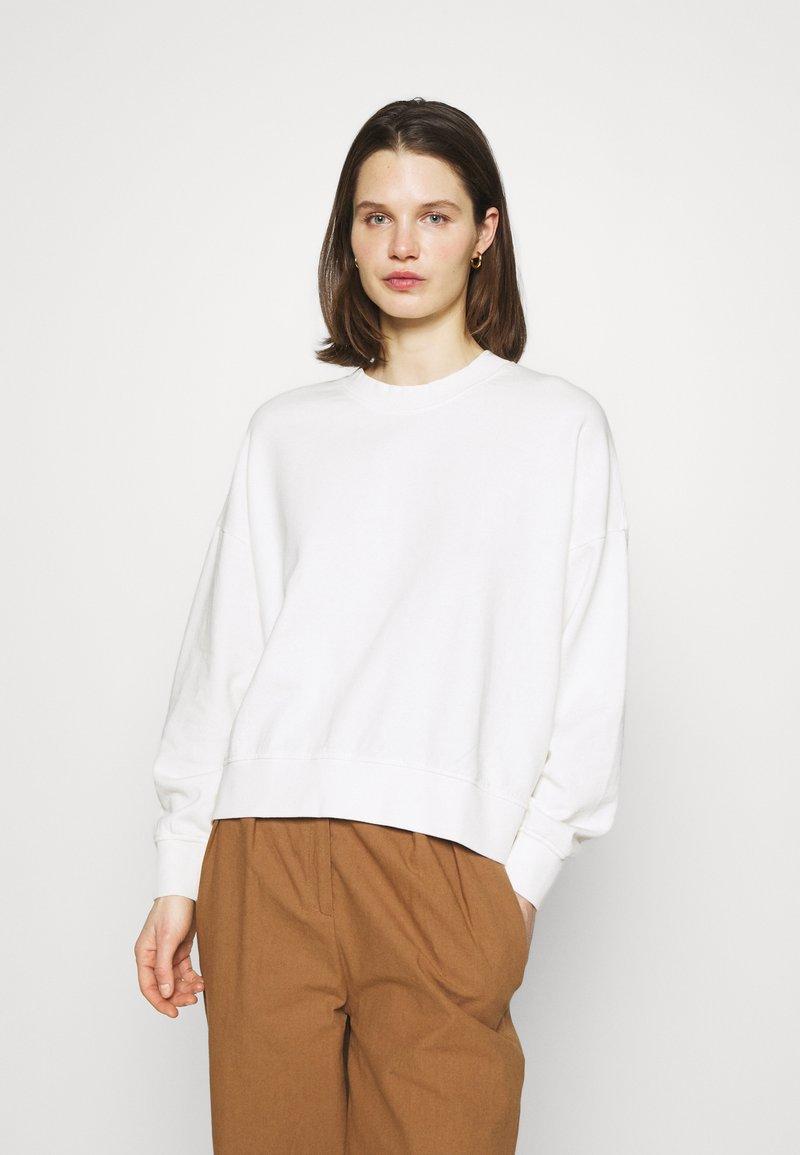 Esprit - FLOW - Sweatshirt - off-white