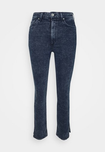 NINA HIGH RISE - Jeans Skinny Fit - blue denim