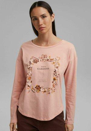 LONGSLEEVE  - Long sleeved top - old pink