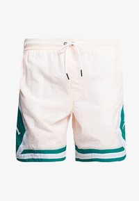 Jordan - DIAMOND POOLSIDE  - Shorts - crimson tint/mystic green/white - 4