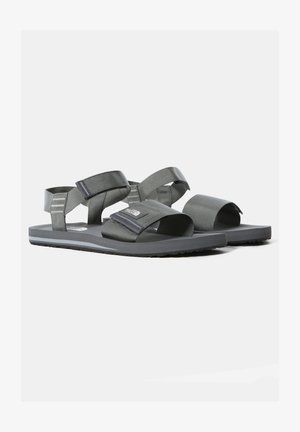 M SKEENA SANDAL - Walking sandals - zinc grey griffin grey