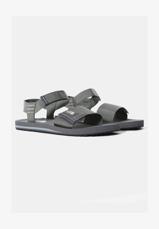 M SKEENA SANDAL - Sandalias de senderismo - zinc grey griffin grey