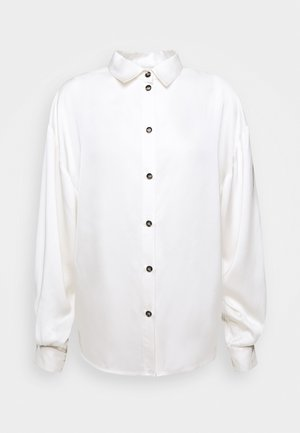 EMMY BLOUSE - Button-down blouse - cream