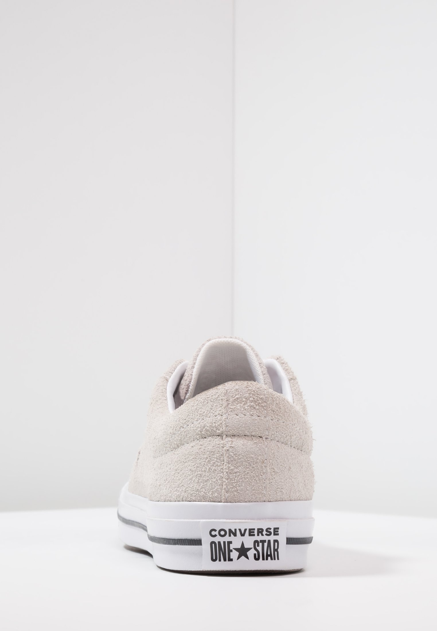 Converse ONE STAR Joggesko whitehvit Zalando.no