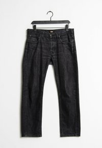 Lee - Jean boyfriend - black - 0