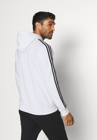 adidas Performance - Hættetrøjer - white/black - 2