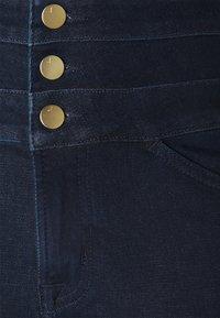 J Brand - ANNALIE HIGH RISE - Jeans Skinny - dark blue - 2