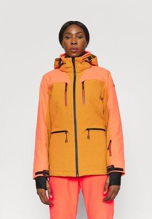 Ski jacket - karamell