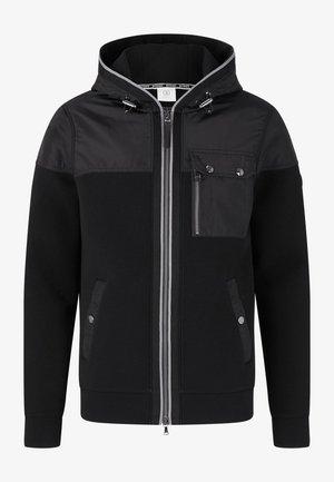 HYBRID WARTEN - Outdoor jacket - schwarz