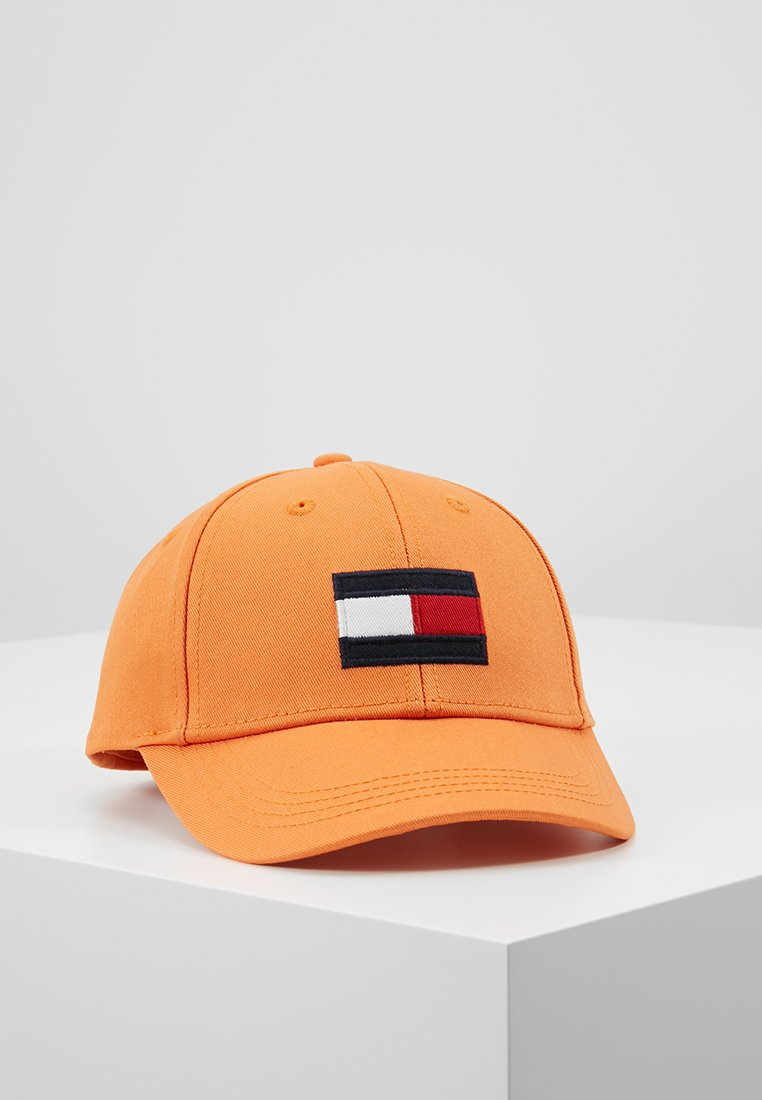 Tommy Hilfiger - BIG FLAG - Lippalakki - orange