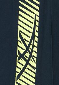 ASICS - ICON SHORT - Pantalón corto de deporte - french blue/sour yuzu - 2