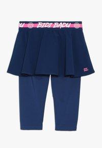 BIDI BADU - TAMEA TECH  - 3/4 sportovní kalhoty - dark blue - 1