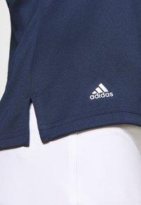 adidas Golf - PERFORMANCE - Poloskjorter - collegiate navy - 5