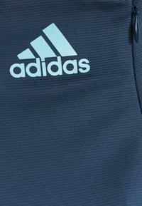 adidas Golf - HEAT RDY LONG SLEEVE MOCK - Long sleeved top - crew navy/hazy sky - 2