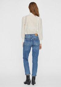 Vero Moda - Button-down blouse - birch - 2
