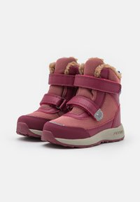 Finkid - LAPPI UNISEX - Winter boots - rose/beet red - 1