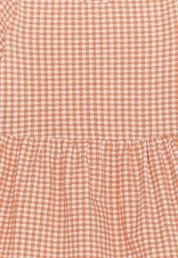 Name it - NMFDAMAR DRESS - Jersey dress - persimmon - 2