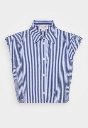 JESSIE - Button-down blouse - blue